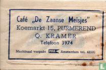 "Café ""De Zaanse Meisjes"""