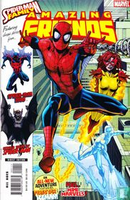 Spider-Man Family - Amazing Friends