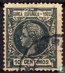 Koning Alfonse XIII