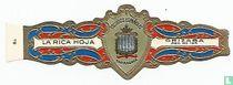 Escudos Españoles Tarragona-La Rica Hoja-Orizaba Reg. No 144