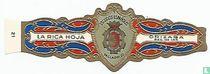 Escudos Españoles Valladolid-La Rica Hoja-Orizaba Reg. No 144