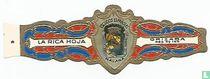 Escudos Españoles Malaga-La Rica Hoja-Orizaba Reg. No. 144