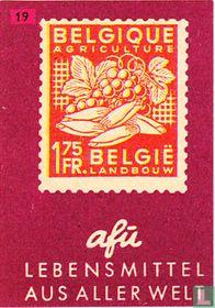 Lebensmittel aus aller Welt - België