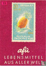 Lebensmittel aus aller Welt - Indonesia