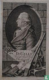 D: GILLY Königl: Preussl: Geh: Oberbaurath.