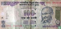 India 100 Rupees 2010 (R)