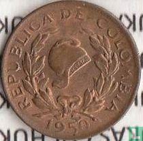 Colombia 2 centavos 1950