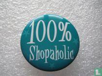 100% Shopaholic