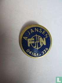 A. Jansen FN 04184-326 (plat)