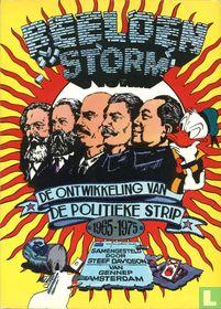 Beeldenstorm - De ontwikkeling van de politieke strip 1965-1975