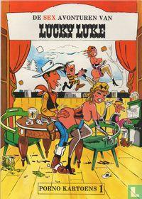 De sex avonturen van Lucky Luke