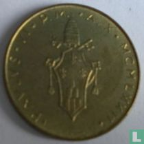 Vaticaan 20 lire 1972