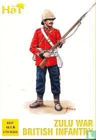 Zulu war British Infantry