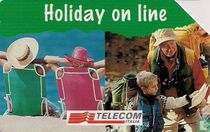 Buone Vacanze - Holiday On Line (verde)