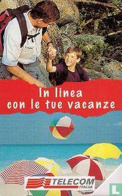 In Linea con le tue vacanze