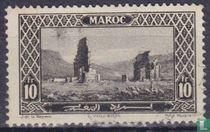ruïnes van Volubilis