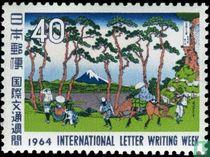 Week van de brief 1964
