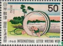 Internationale week van de brief