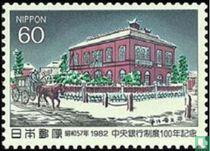 Bank of Japan 100 years