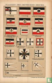 flaggen deutschen reichs vlaggen duitse rijk