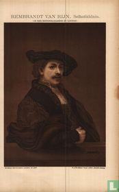 rembrandt zelfprotret londen