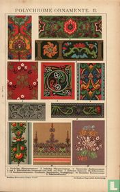 polychrome ornamente   ornamenten