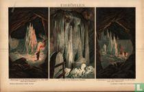 eishöhlen ijsgrotten