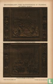 C63 brons reliëf florence bronzereliefs florenz