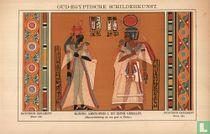 egyptische schilderkunst