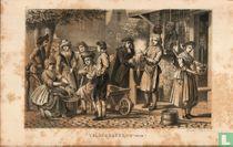 volksdracht 18e eeuw clothes 18e century holland