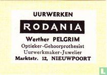 Uurwerken Rodania Werther Pelgrim
