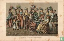 damesgewaad 18e eeuw clothes women 18e century