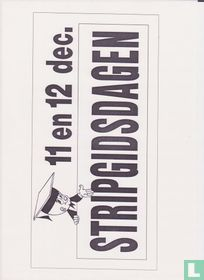 Stripgidsdagen 11/12 december 1993 Turnhout