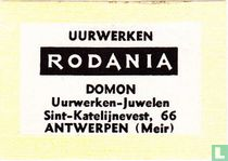 Uurwerken Rodania Domon