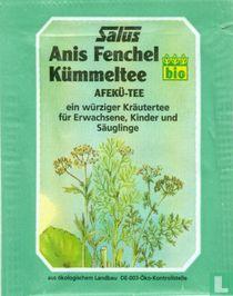 Anis Fenchel Kümmeltee