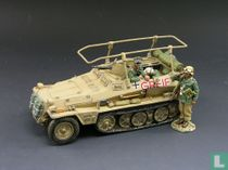 Rommels Greif Command Half-Track Strictly