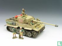 Desert Tiger Tank