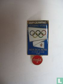 Coca Cola Melbourne 1956 Olympische spelen