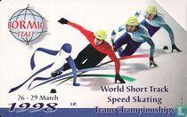 Campionati Di Short Track Di Bormio