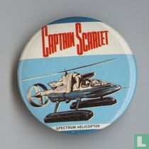 Captain Scarlet Spectrum helicopter