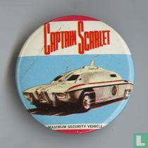 Captain Scarlet Maximum security vehicle