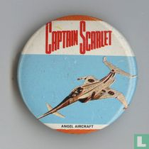 Captain Scarlet Angel aircraft