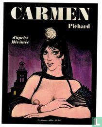 Carmen d'apres Mérimée