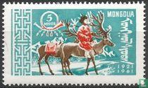 40 jaar Post en transport