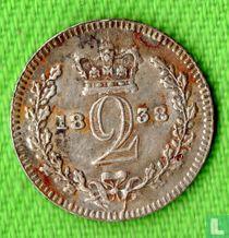 Verenigd Koninkrijk 2 pence 1838