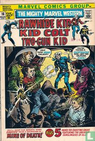 The Mighty Marvel Western 16