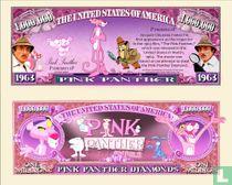 PINK PANTHER - biljet - Jacques Clouseau