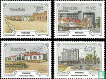 Architectonische ontwikkeling van Windhoek