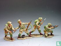 Flank Attack 4 x 82nd Paratroopers