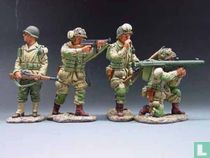 Bazooka Team 82nd Airborne Troopers